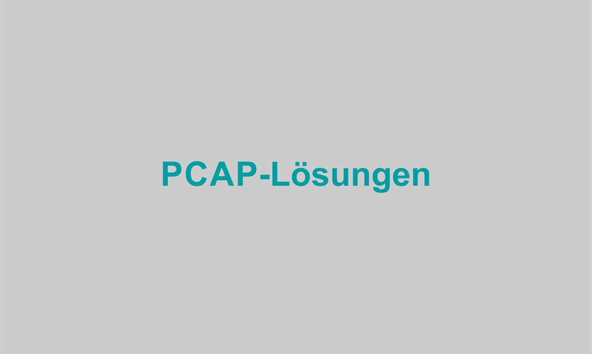 PCAP-Lösungen