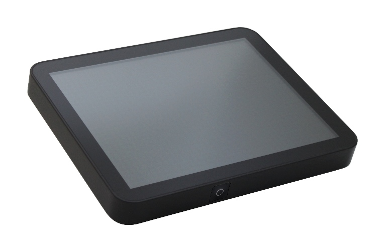 "15"" Panel PC-System der Serie PPC mit Touchscreen"