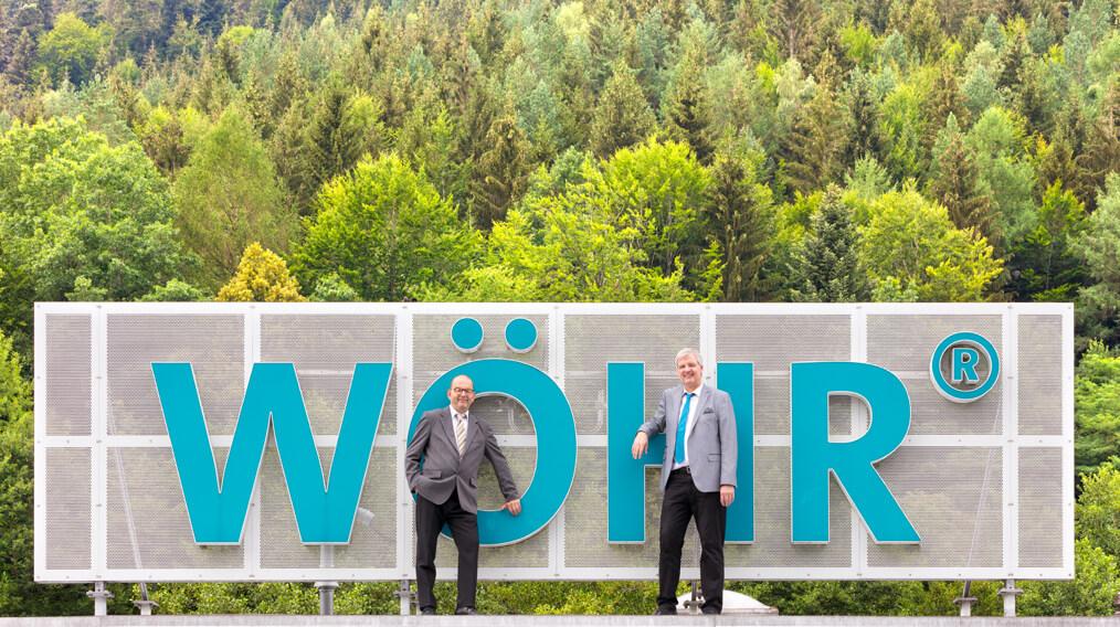 Geschäftsleitung Richard Wöhr GmbH